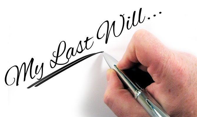 Why The Executor Of Will In NSW Does Not Have To Stress